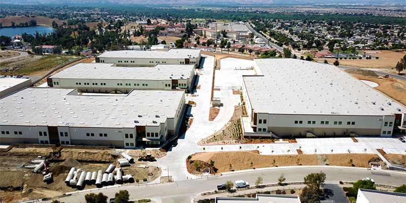 Saddle Ranch Business Center - Industrial Space for Lease in the Inland Empire